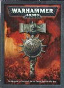 Warhammer 40,000 Hardcover Rulebook (2008 edition)